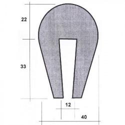 Bande matériaux cellulaire + adhésif 1 face et protecteur