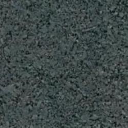 Massisol noir anti-vibratoire demi-souple