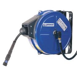 Enrouleur air comprimé tuyau polyuréthane DMF