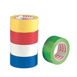 Ruban PVC plastifié pour repérage.