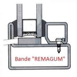 Joint de vitrage REMAGUM Chêne