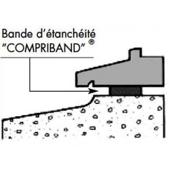 COMPRIBAND 56/6-15 CLASSE 1+