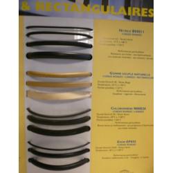 Corde profil rond en silicone Versilic THT