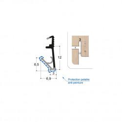 Joint isophonique multichambre F12 R3 PR
