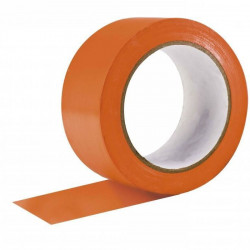 Ruban Vinyle 12/100 Orange