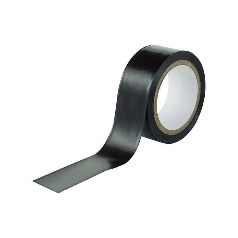 Ruban noir adhésif 33 m x 19 mm