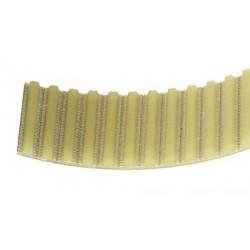 Courroie dentée polyuréthane A8-T5 largeur 25 mm, pas de 5 mm