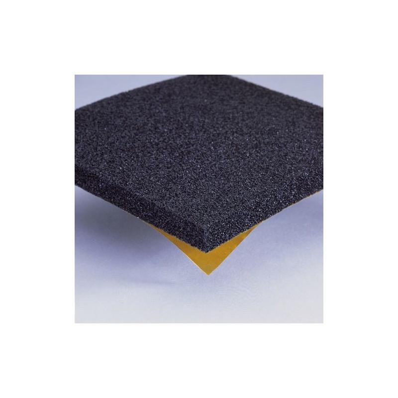 Plaque caoutchouc cellulaire EPDM Strasonic 841005