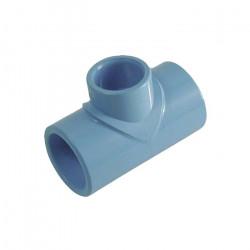 Prévost PVR TER Té réduit 3 côtés femelle pour tube air comprimé