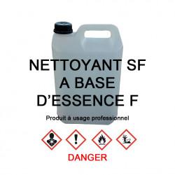 Nettoyant à base d'essence F en bidon de 5 L