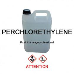 Perchlorethylène en bidon de 5 L