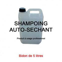 Shampoing auto séchant bidon 5 litres