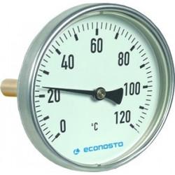 Thermomètre bimétallique 60 mm