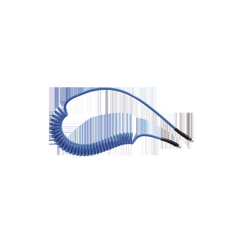 Tuyau spiralé polyuréthane