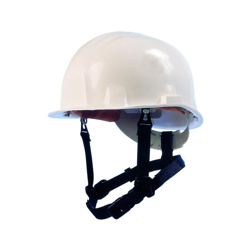 Modèle ALBATROS casque de chantier avec jugulaire
