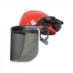 Modèle FORESTIER complet casque de protection