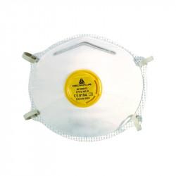 10 Masques FFP2 avec valve d'expiration