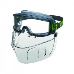 Lunettes masque protège face