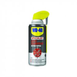 Super dégrippant WD-40 double pulvérisation 400 ml