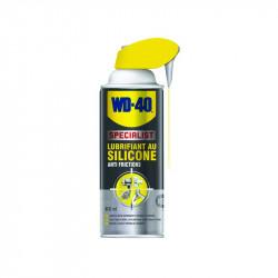 Lubrifiant au silicone WD-40 double pulvérisation 400 ml