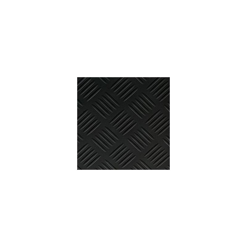 Tapis Checker nitrile noir