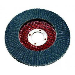 Disque plateau plat Ø 125 mm à lamelles
