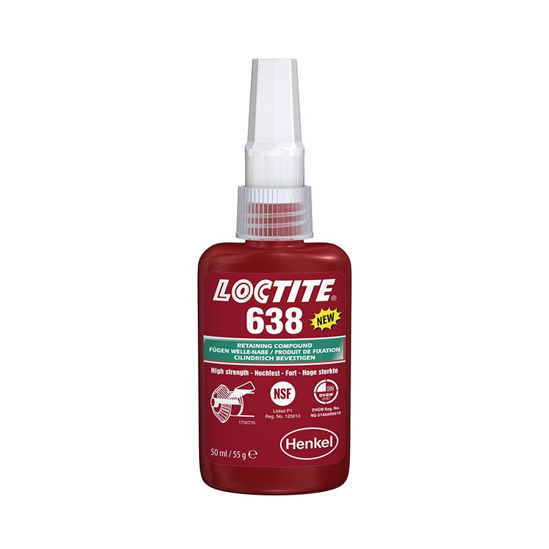 Loctite Blocpress 638