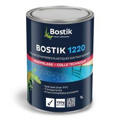 Bostik Colle 1220 néoprène spécial plastique