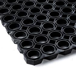 Caillebotis en caoutchouc 1000 x 1500 mm