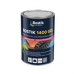 Bostik Colle 1400 GEL néoprène polyvalente en 5 Litres