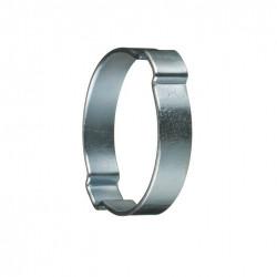 Serflex Collier à oreilles acier galvanisé