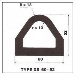 Défense de quai 60x52