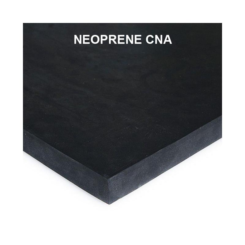 Plaque caoutchouc cellulaire étanche néoprène CNA