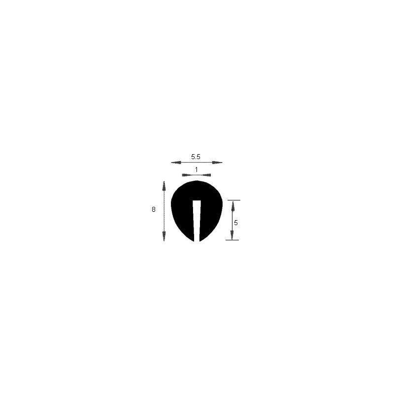 Profils caoutchouc 324
