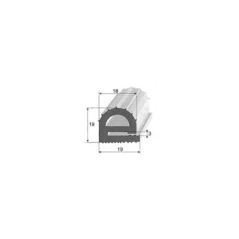 Profils caoutchouc 326