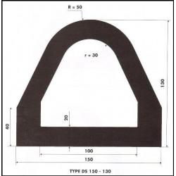 Défense de quai 150x130
