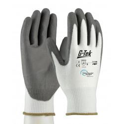 Paire gants en matière recyclée enduction nitrile T8/9/10