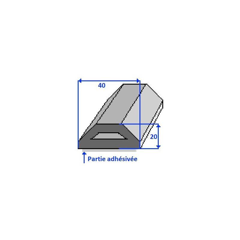 Profils adhésivé AC40