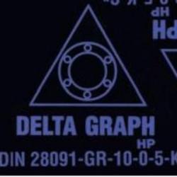 Delta graph HP
