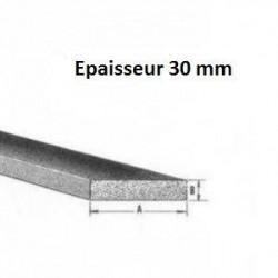 Bande caoutchouc EPDM spongieux 30 mm