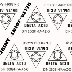 Delta acide