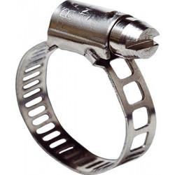 Serflex Collier bande ajourée 14  mm