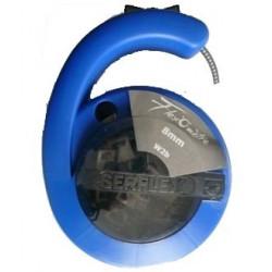"Serflex Flex""O""métre l 8 mm. acier galvanisé"