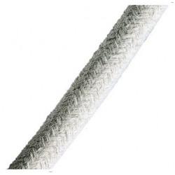 Tresse céramique silionne ronde