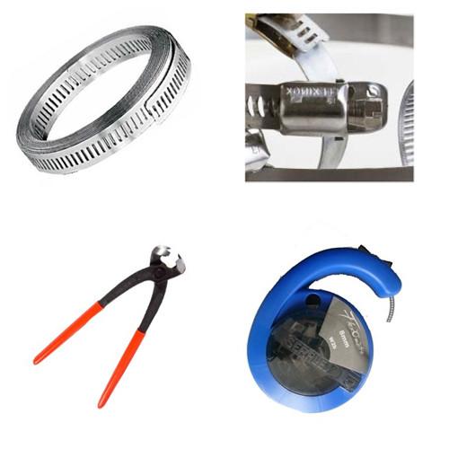 Kits colliers de serrage