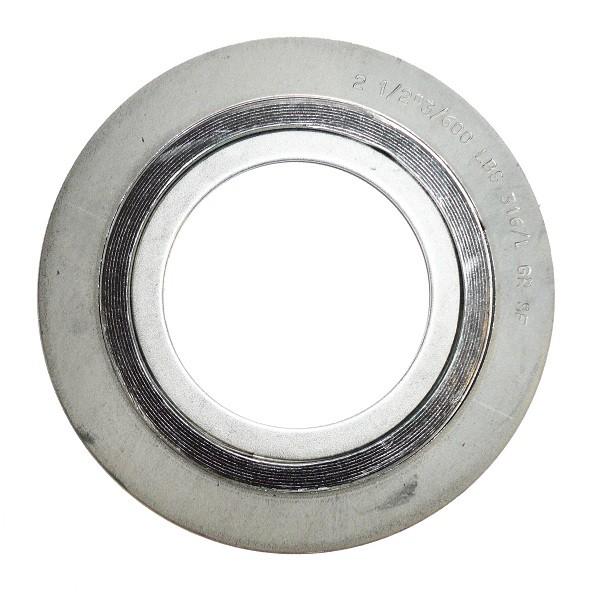 Spiralés Graphite - acier INOX